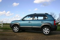 hyundai tucson 2004 2009 carzone used car buying guides. Black Bedroom Furniture Sets. Home Design Ideas
