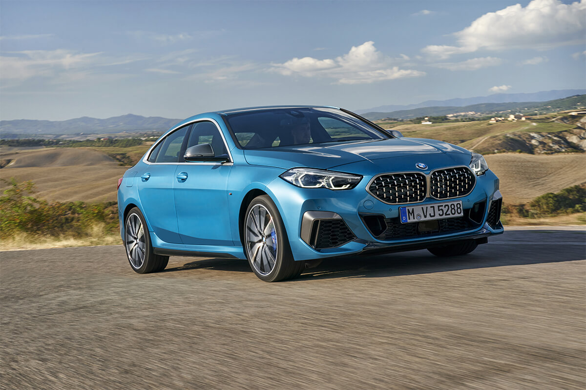The All-New BMW 2 Series