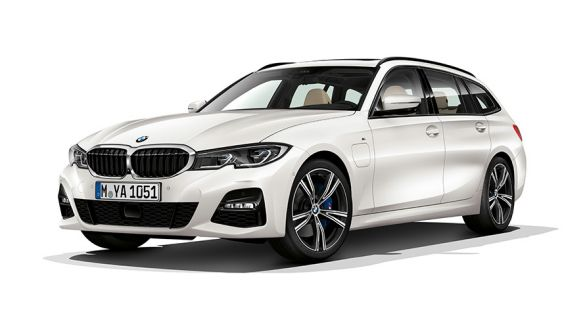 BMW 3 Series Touring Plug-in Hybrids