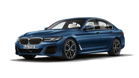 BMW 5 Series Saloon Plug-in Hybrids