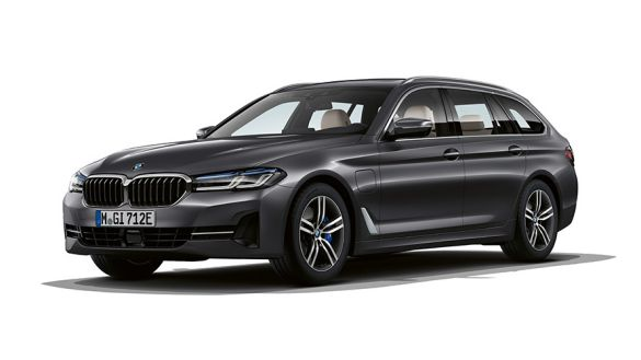 BMW 5 Series Touring Plug-in Hybrids
