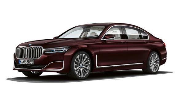 BMW 7 Series Saloon Plug-In Hybrids