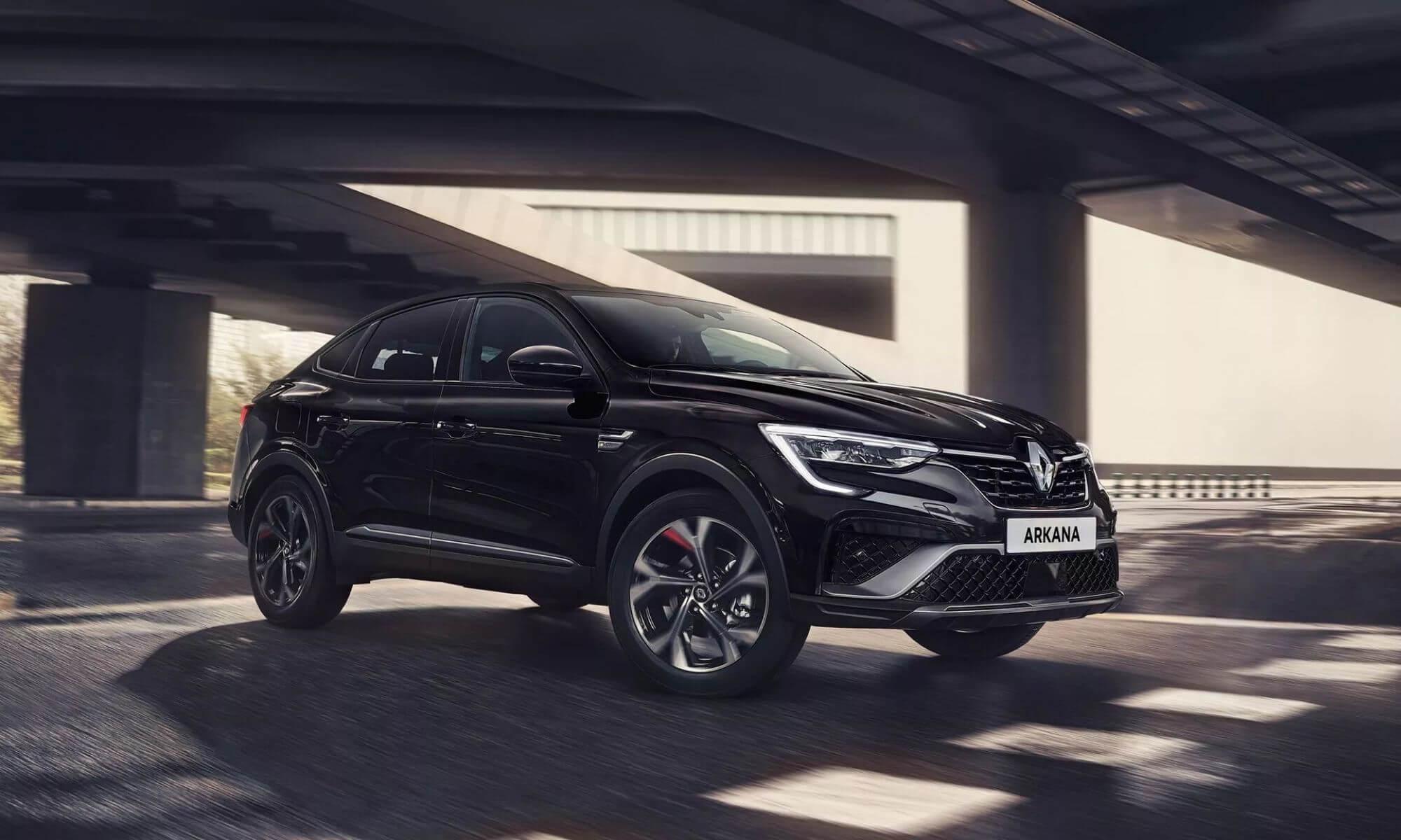 Renault Arkana Exterior