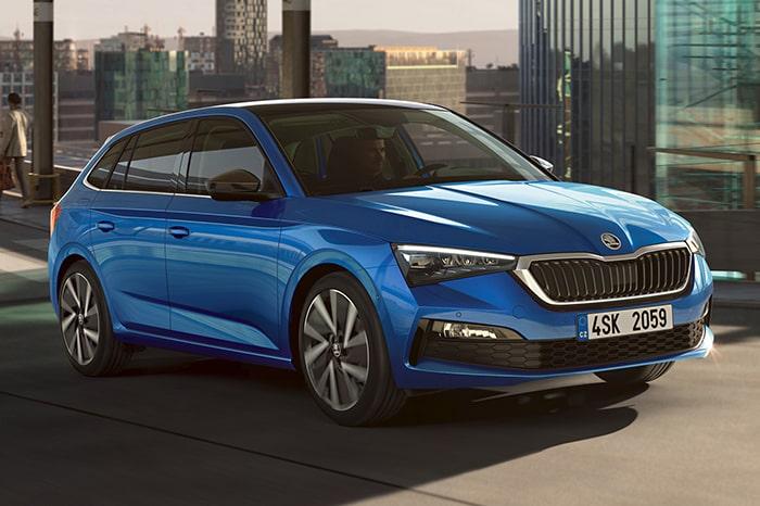The all-new Škoda SCALA