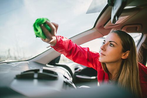 Clean your car | Sell my car | Carzone